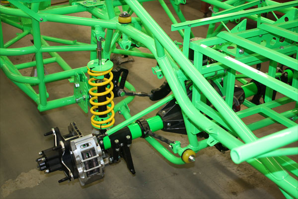 Close Racing Supply S Chassis