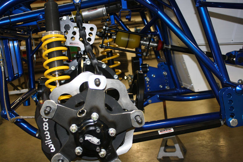 Close Racing Supply's Chassis